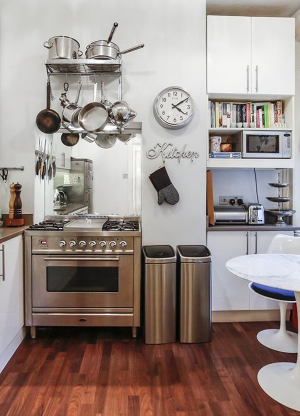 12 Small Kitchen With Saving Ideas Home Design And Interior