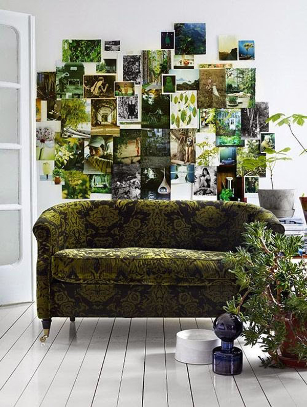 Tropical Sofa Decor Ideas