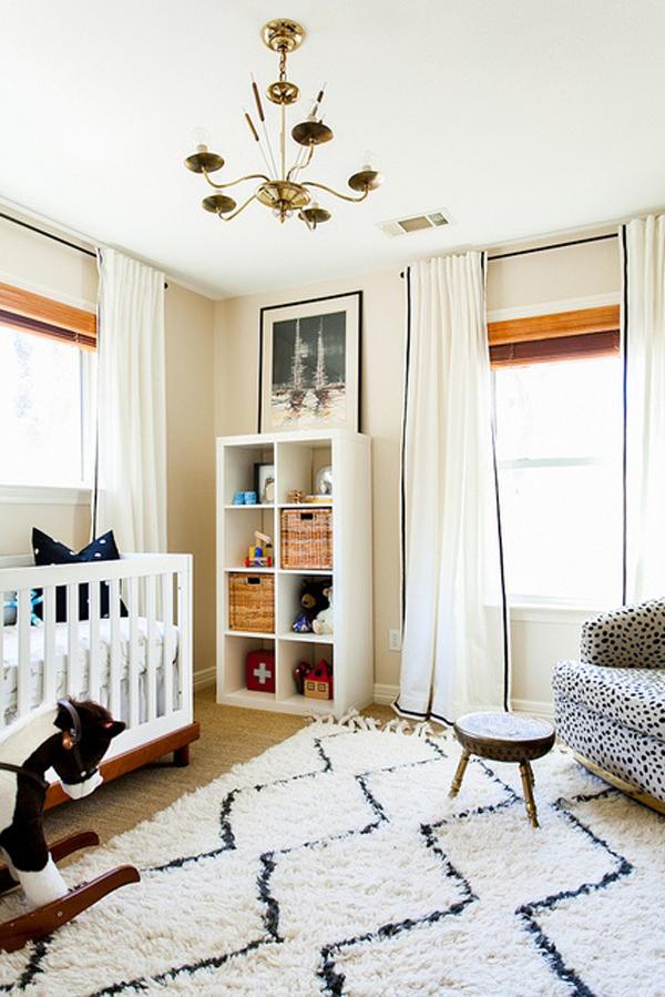 Modern Baby Nursery Design And Ideas: Awesome-nursery-room-decor-ideas