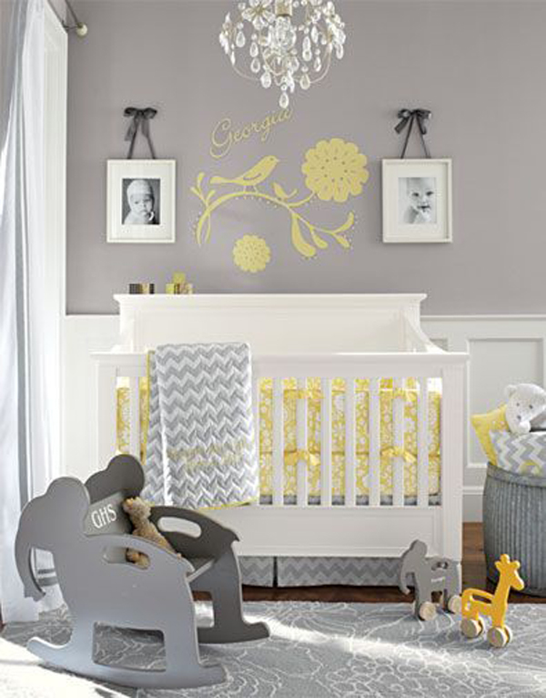 25 Minimalist Nursery Room Ideas Home Design And Interior