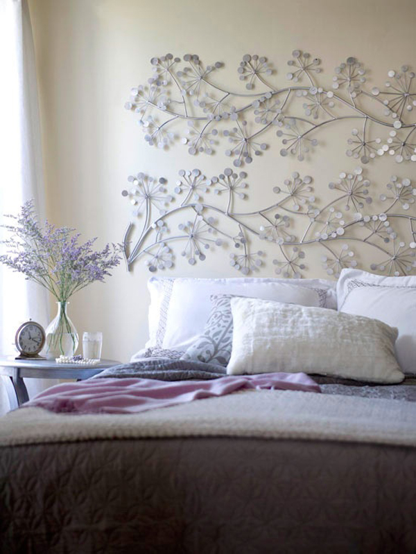home decorating ideas creative and cheap bedroom | cheap-and-chic-diy-headboard-ideas