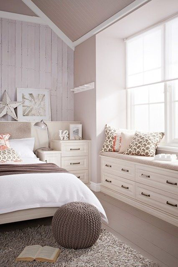 bedroom style.  cozy winter bedroom decor