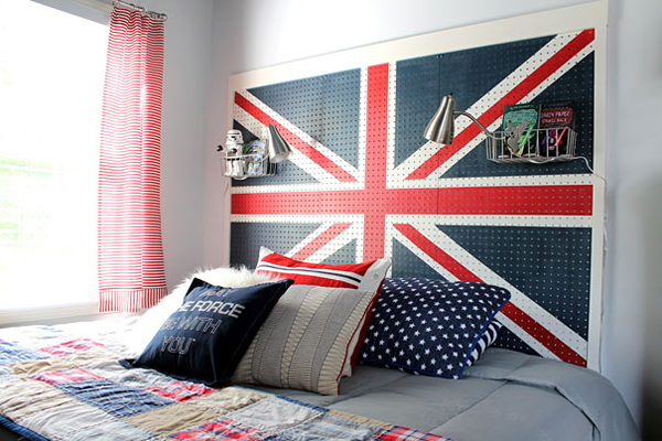 Flag Design Ideas name flag blankgif views 1035 size 221 kb Flag Headboard Design Ideas