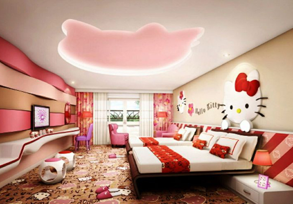 hello-kitty-entertainment-room
