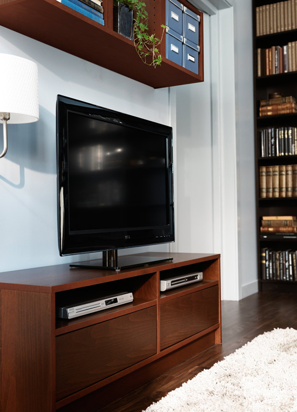 25 Stylish Ikea Tv And Media Furniture Homemydesign