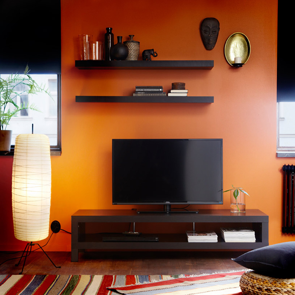 25 stylish ikea tv and media furniture home design and for Ikea mobile tv
