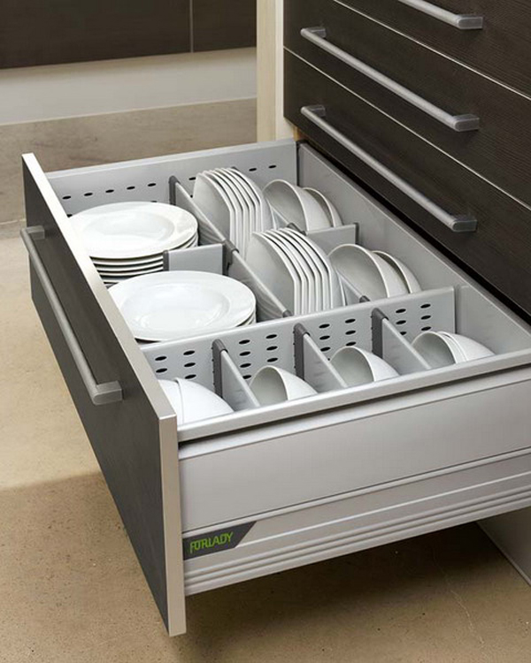 Kitchen Drawer Plate Solutions