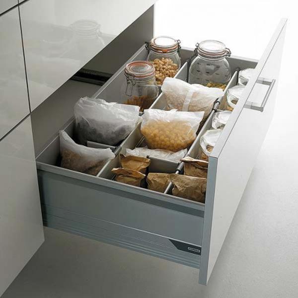 kitchen drawer spices ideas