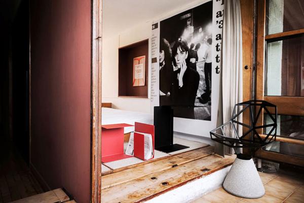Minimalist punk rock bedrooms for Rock bedroom designs