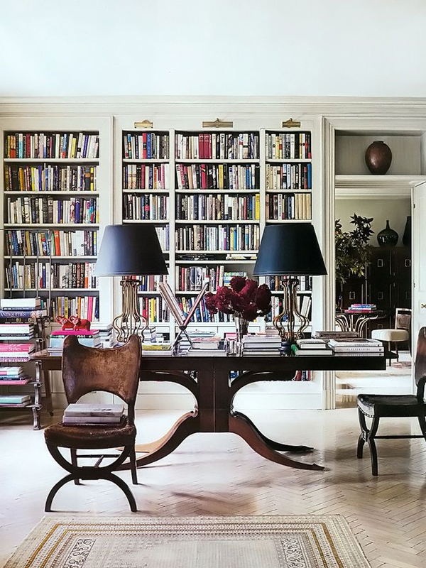 Living Room Library Design Ideas: 35 Coolest Home Library And Book Storage Ideas