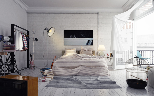 I have put together 20 cozy modern bedroom ideas to inspire you  modern  bedroom scheme will make you pour a little bit love and attention to  respect space. 20 Cozy Modern Bedroom Ideas   Home Design And Interior