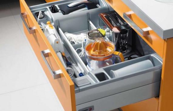 modern-orange-kitchen-drawer-storage-design
