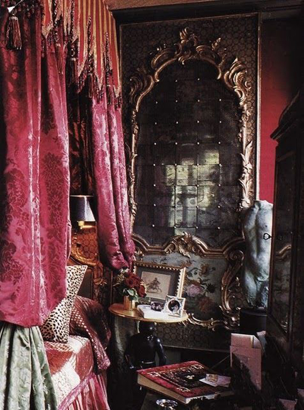 Victorian Style Bedroom Tumblr : Dark gothic interior designs home design and