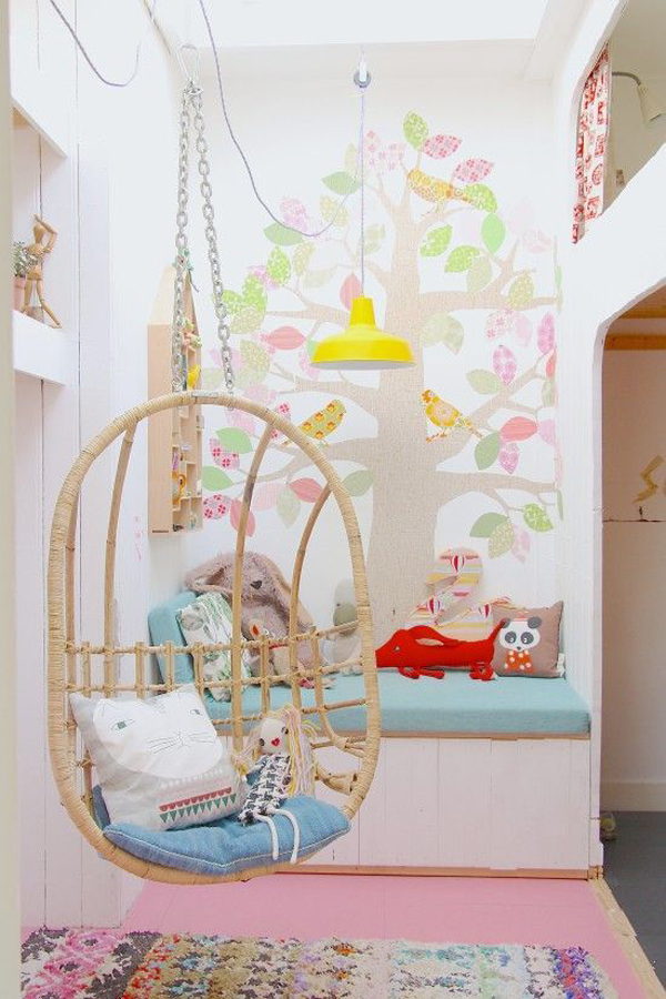 20 adorable kids room with pastel color ideas home for Bedroom ideas pastel