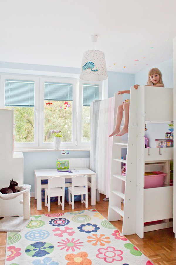 Gallery of 20 Adorable Kids Room With Pastel Color Ideas: homemydesign.com/2014/20-adorable-kids-room-with-pastel-color-ideas...