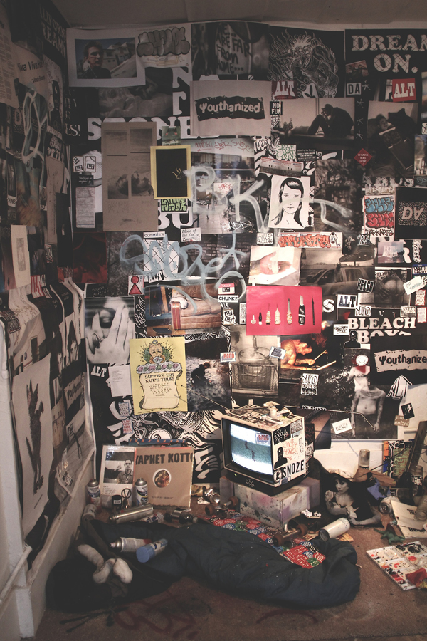 Gallery for gt punk rock bedroom
