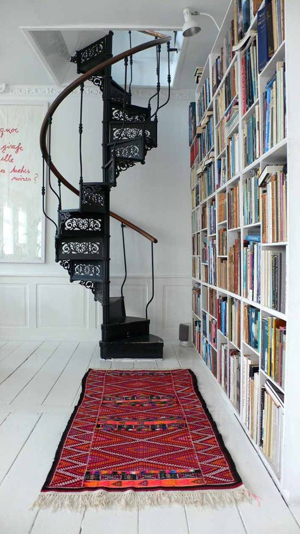 Small Home Library Under Stair Storage Interiors Inside Ideas Interiors design about Everything [magnanprojects.com]