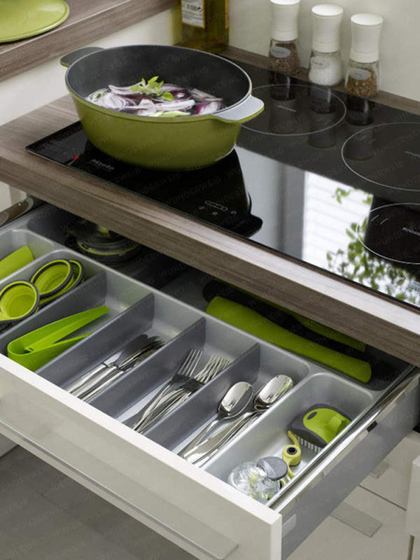 Small Kitchen Drawer Solutions