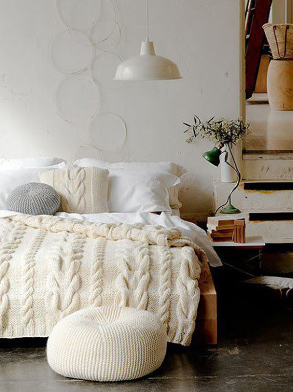 warm and cozy bedrooms for winter home design and interior bedroom decor - Warm Bedroom Designs