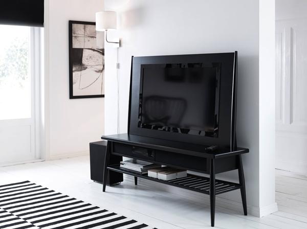 25 stylish ikea tv and media furniture home design and. Black Bedroom Furniture Sets. Home Design Ideas