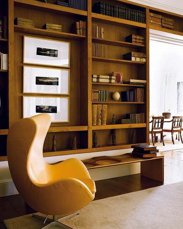 35 Coolest Home Library And Book Storage Ideas