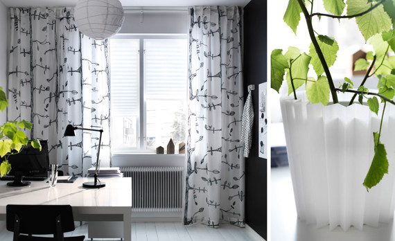 IKEA-curtains-window-with-stretch-small-room