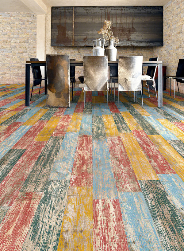 Beaumonts Wood Dining Room Tiles