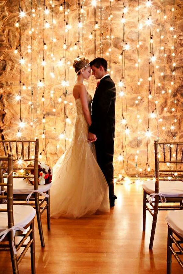 Best Wedding Backdrops Lighting Ideas Home Design And Interior