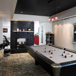 Small Pool Room Designs