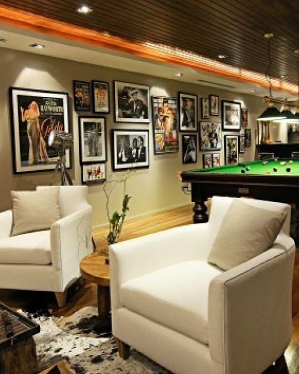 30 Amazing Billiard Pool Table Ideas