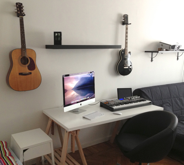 Groovy 30 Modern Imac Computer Desk Arrangement Home Design And Download Free Architecture Designs Barepgrimeyleaguecom