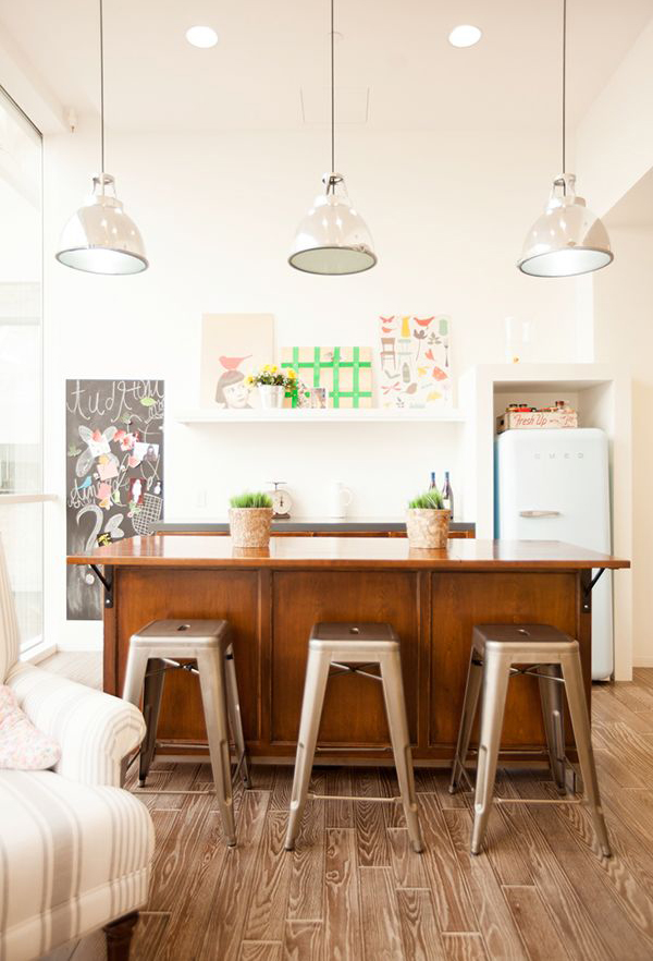Charming Small Livingroom #4: Cute-kitchen-SMEG-organizer.jpg