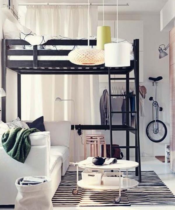 Small Bachelor Bedroom Ideas Part - 24: Homemydesign.com