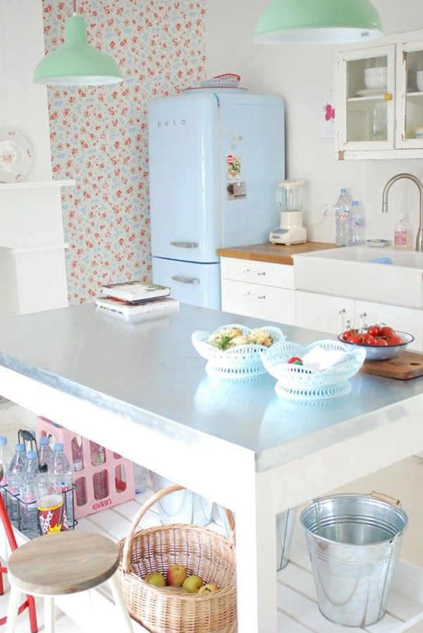 Kitchen smeg organizer