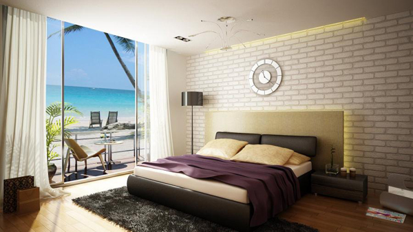 30 Amazing Bedroom Design With Beach View Home Design And Interior