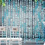 Balloons Wedding Backdrop