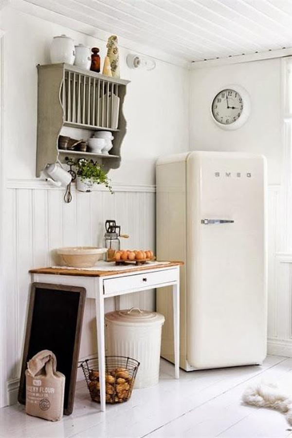20 retro smeg fridges for small kitchens home design and