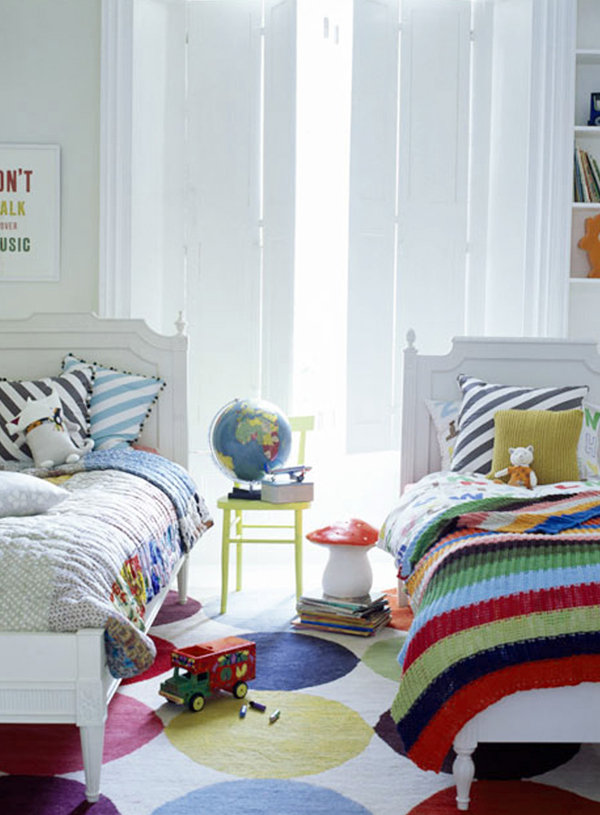 20 Shared Kids Bedroom Ideas With Two Concepts Home