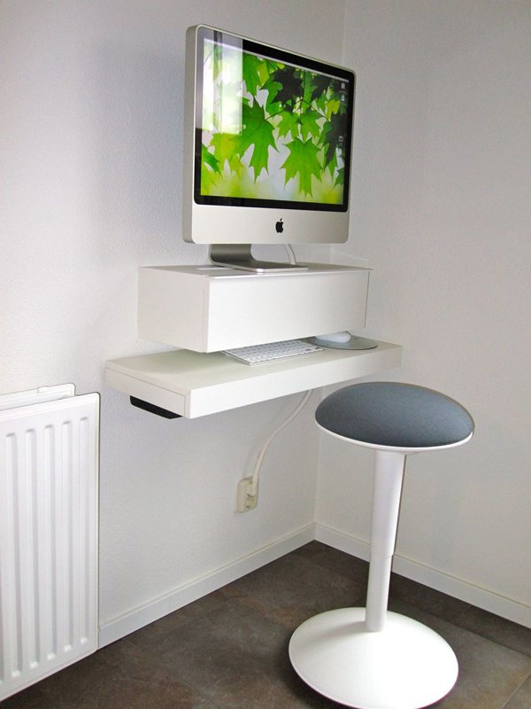 30 modern imac computer desk arrangement | home design and interior