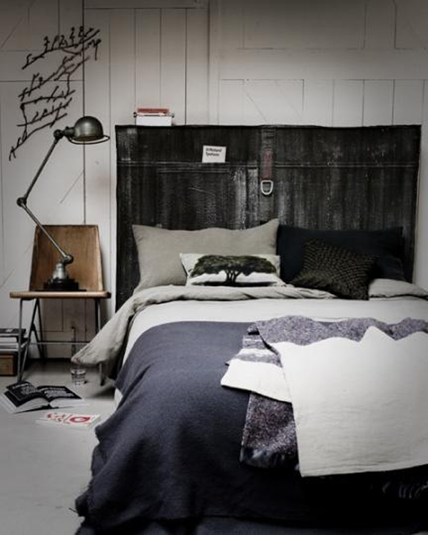 25 trendy bachelor pad bedroom ideas home design and - Dormitorios vintage chic ...