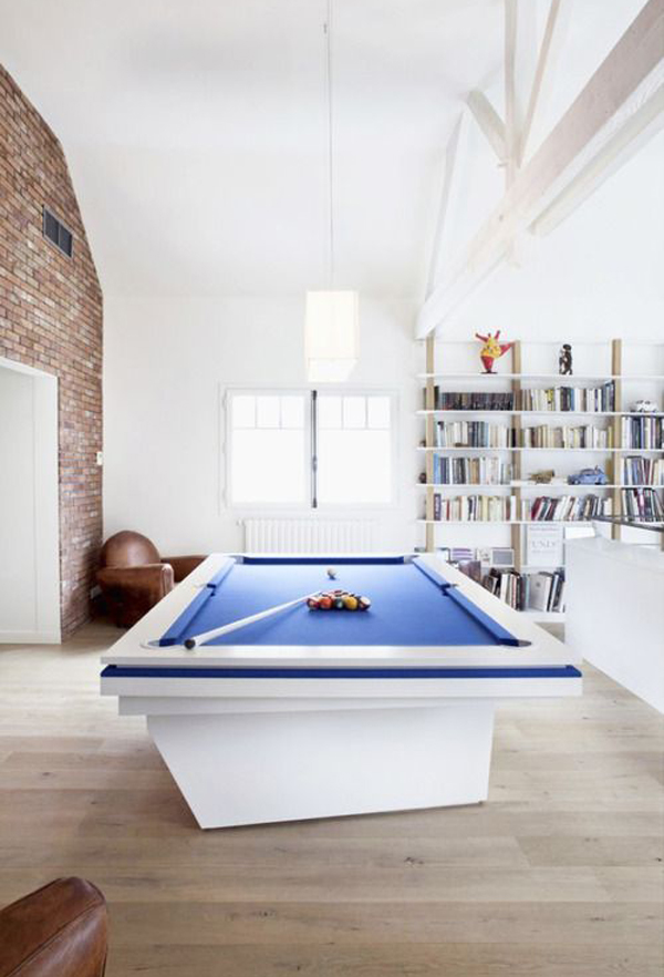 It All Depends On Your Creativity And Your Home Decor. Check Out The  Following 30 Billiard Table Ideas And Find Most Appropriate Inspiration!