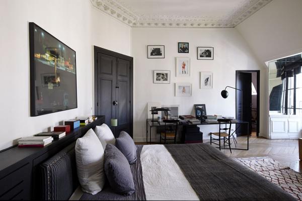 Eclectic Apartment In Paris Designed By Sarah Lavoine | Home Design ...