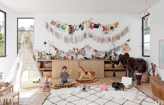 awesome-bohemian-kids-bedroom-ideas