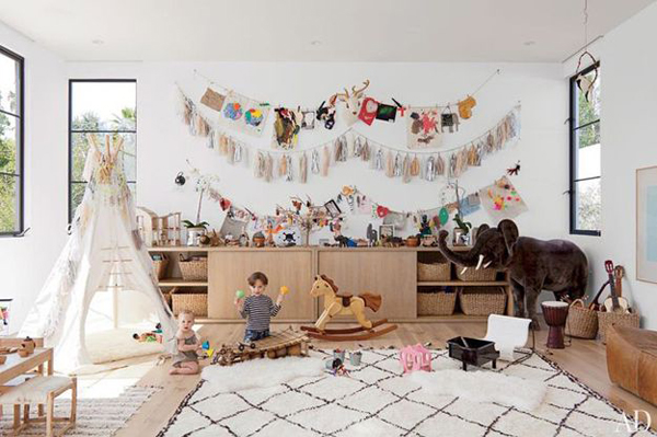 20 Beautiful Bohemian Kids Bedroom Ideas | Home Design And Interior