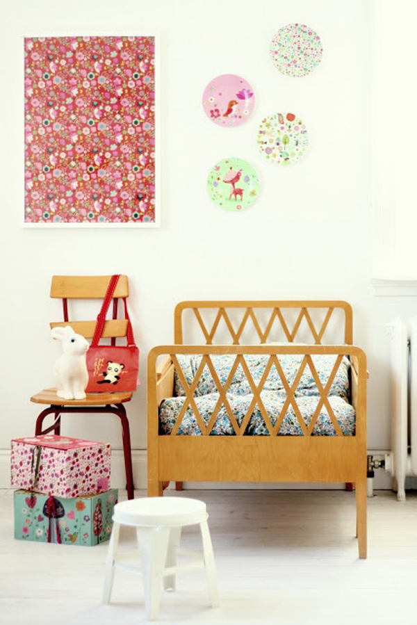 Bohemian Kids Bedroom