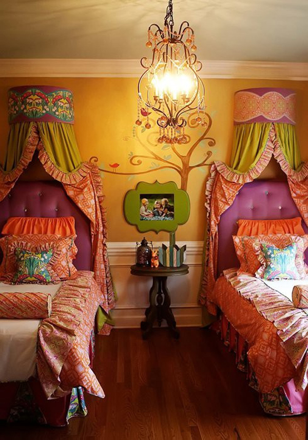 20 beautiful bohemian kids bedroom ideas home design and interior