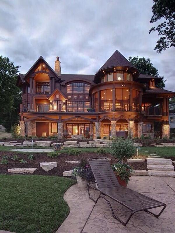 Contempory-mountain-house-ideas