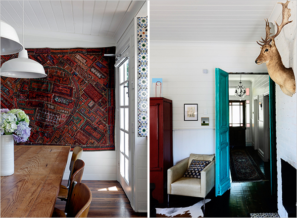 Beautiful Eclectic House By Vanessa Partridge | Home Design And ...