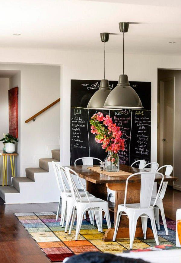Industrial chic dining room designs Dining room designs 2014