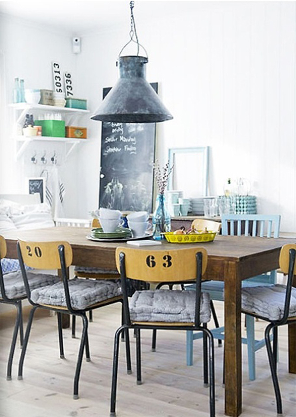 25 industrial dining room with masculine interiors home